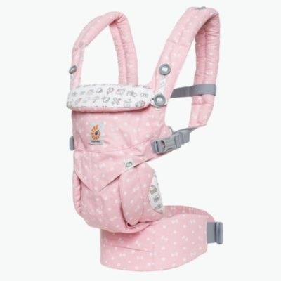 ERGObaby Carrier Omni 360 Hello Kitty Play Time