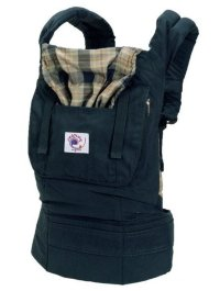 Прокат ERGObaby Organic Navy Highland Plaid