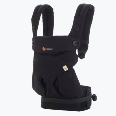 ERGObaby Carrier 360 Pure Black