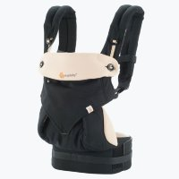 ERGObaby Carrier 360 Black Camel