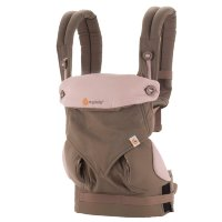 ERGObaby Carrier 360 Taupe Lilac