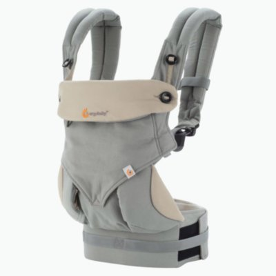 ERGObaby Carrier 360 Grey Taupe