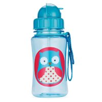 Поильник Skip Hop Zoo Straw Bottle Сова