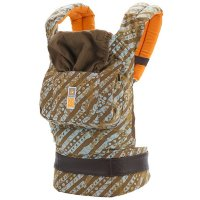ERGObaby Carrier Umba Print by Christy Turlington