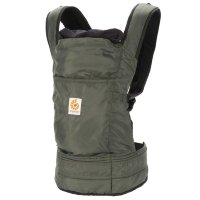 ERGObaby Carrier Stowaway Olive