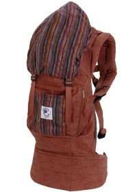 ERGObaby Carrier Organic Fashion Sienna Sunset