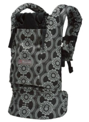 ERGObaby Carrier Organic Petunia Pickle Bottom Evening in Innsbruck