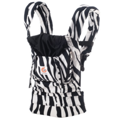 ERGObaby Carrier Original Zebra